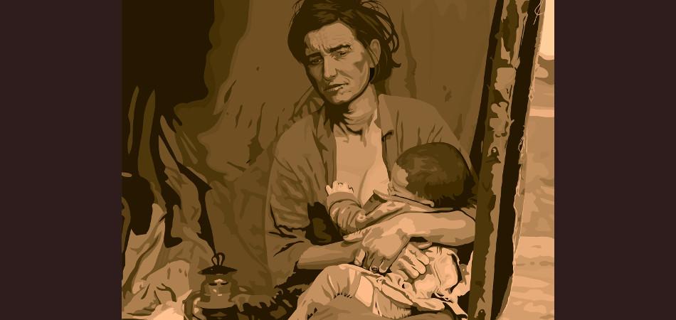 Menstruar en zonas de conflicto