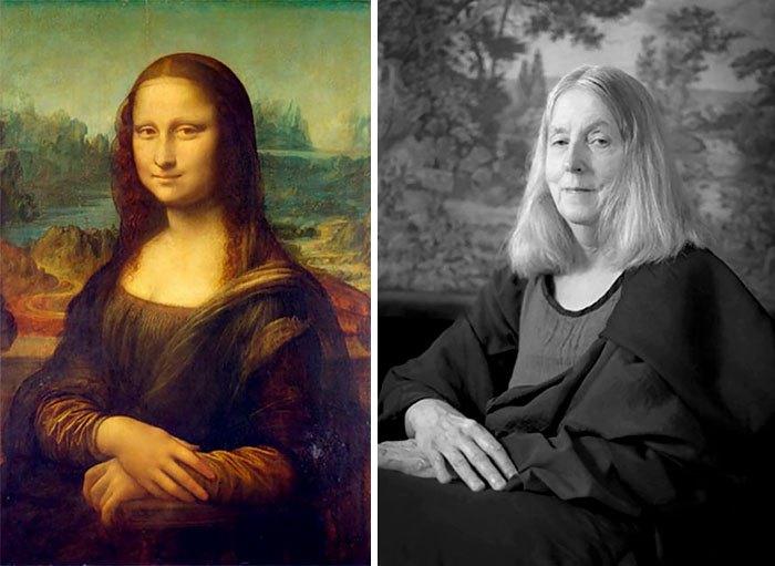 'La Gioconda', de Leonardo Da Vinci