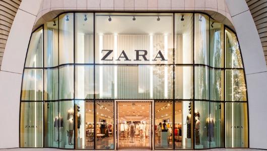 Zara, la marca más asociada a España