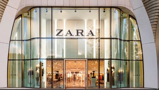 Tienda de Zara en Bruselas