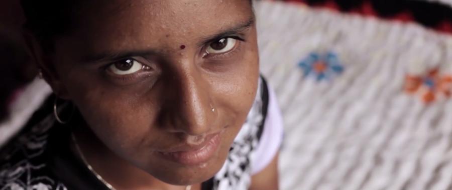 Dayaben, una de las protagonistas del documental