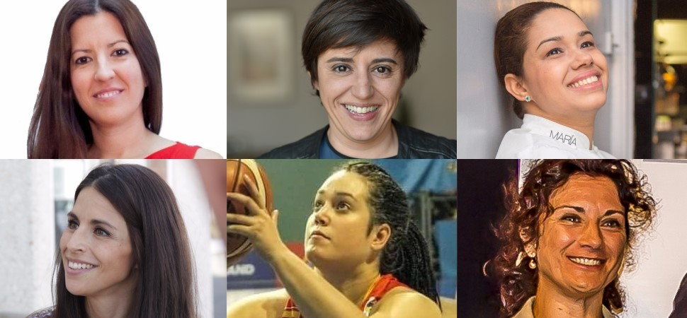 Ganadoras de los Premios Mujeres a Seguir