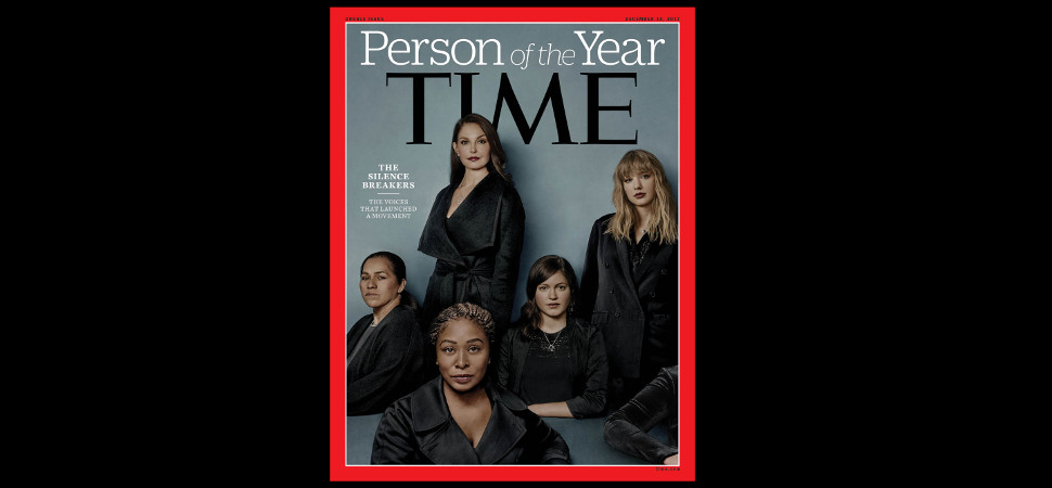 Estas son las historias de acoso de las protagonistas de la portada de 'Time'