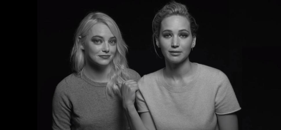 El vídeo en el que Hollywood advierte que no callará más ante el acoso