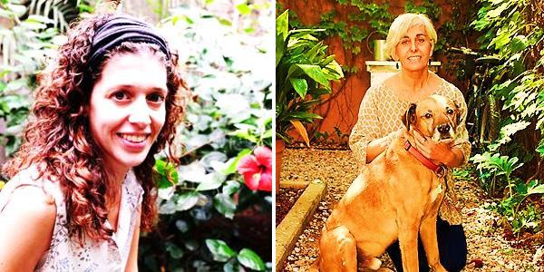 Laura López y Coqué López