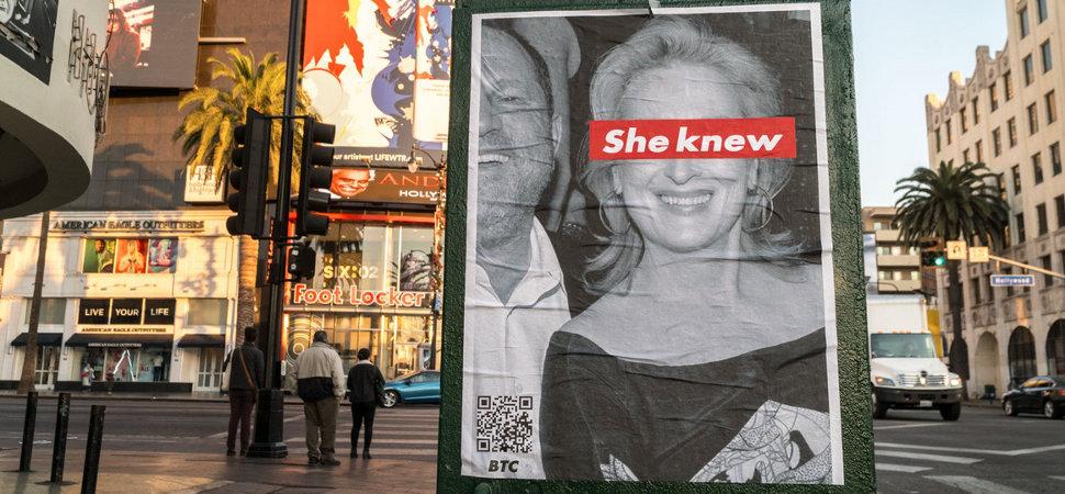 Meryl Streep, de heroína a villana en menos de un año