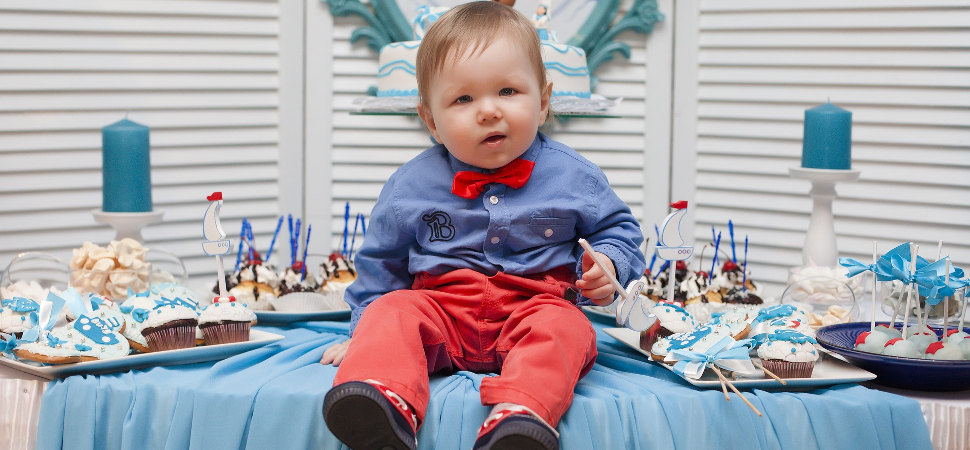 Según los niños, lo que envejecen no son los disgustos, sino las fiestas de cumpleaños