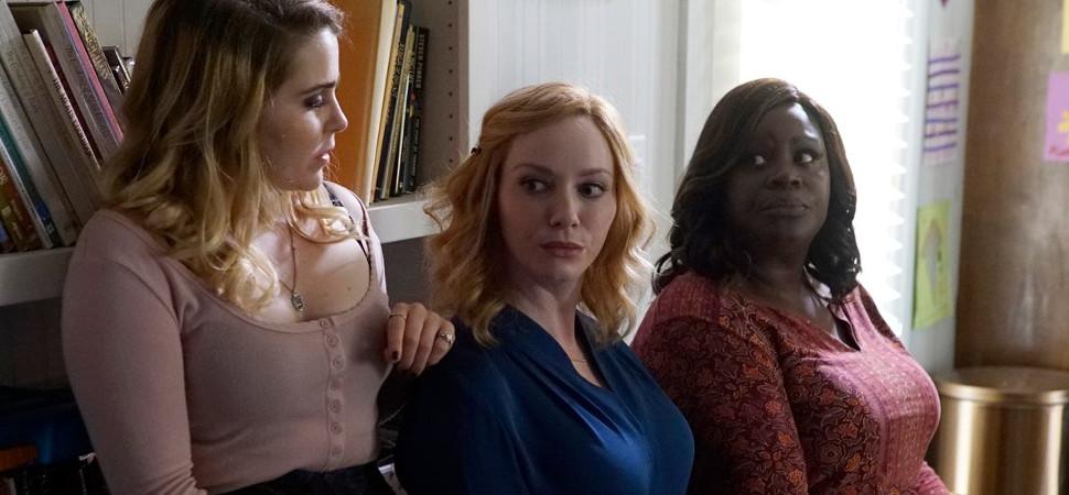 Las nuevas series con protagonistas femeninas