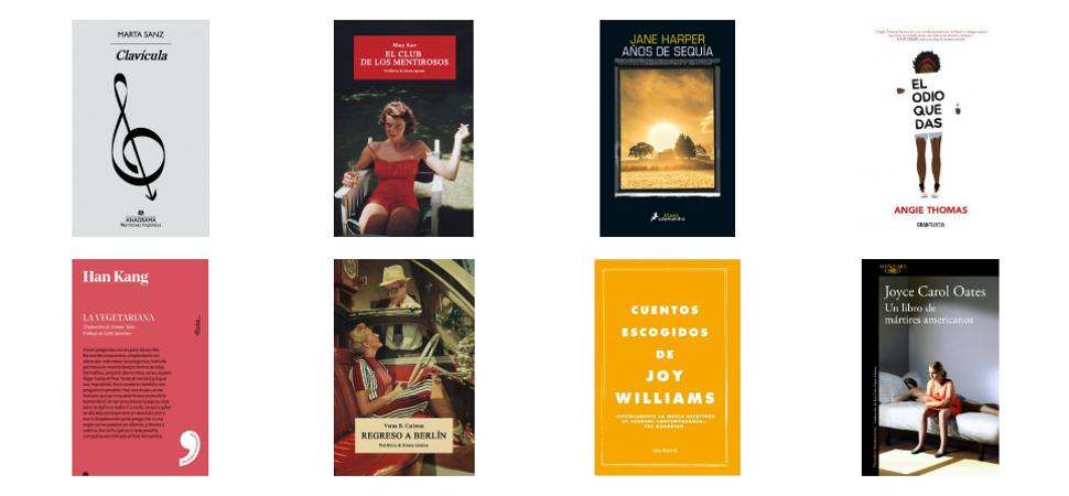Libros escritos por mujeres para Reyes rezagados
