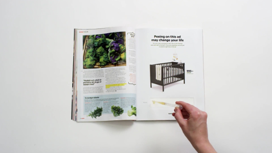 Ikea Test de embarazo Enero 2018 MKN