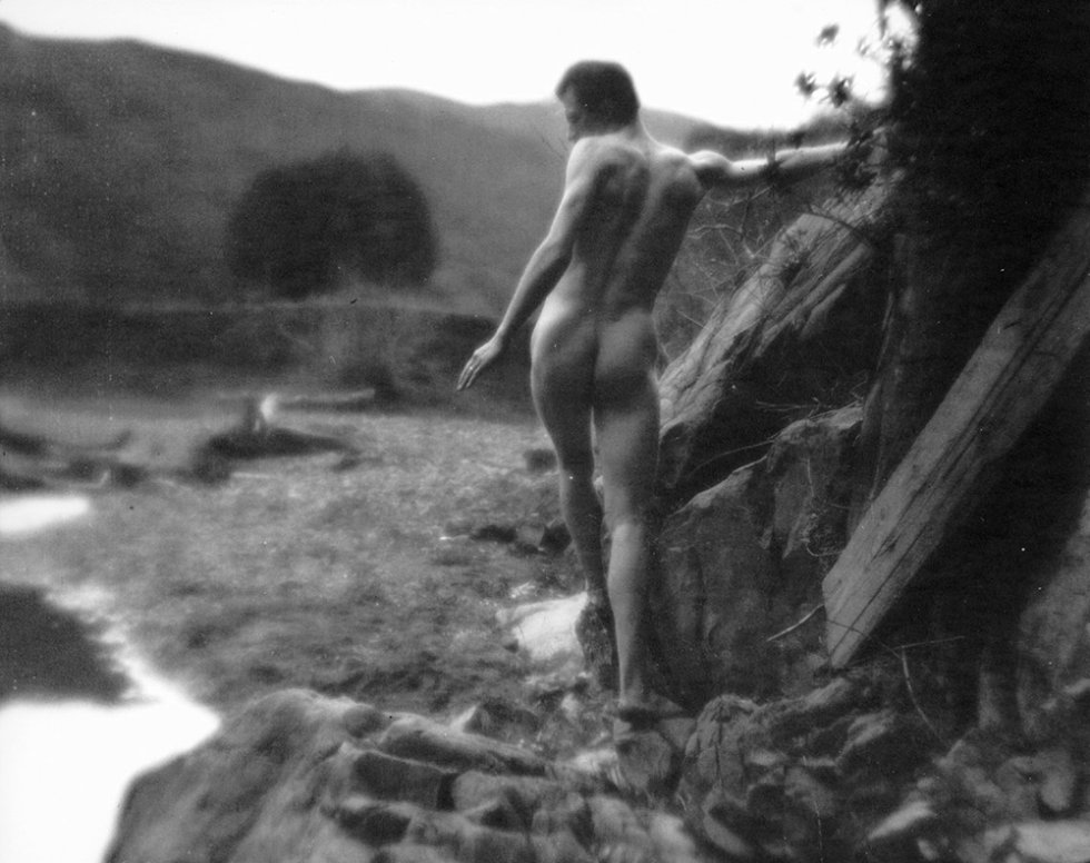 Roi on the Dipsea Trail 3, 1918