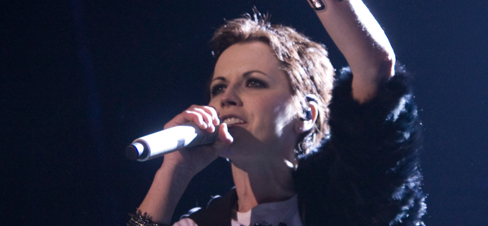 Seis canciones para recordar a Dolores O'Riordan