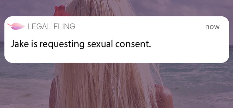 Ya está aquí la 'app' que garantiza el consentimiento sexual