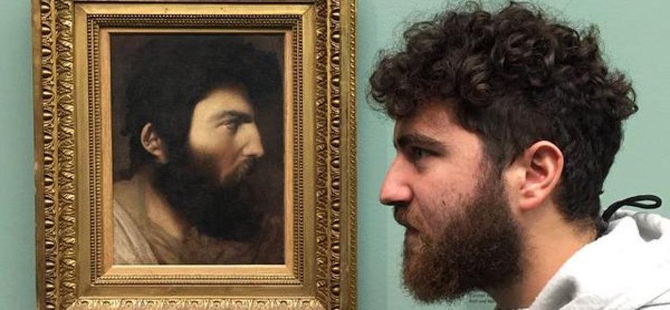 Todos tenemos un doble... en un museo