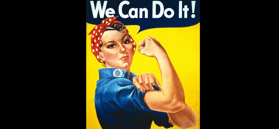 Muere el icono del feminismo, y casi no nos enteramos