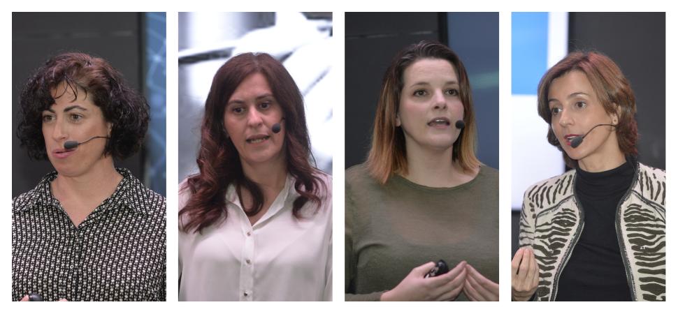 Mujeres que saben de tecnología