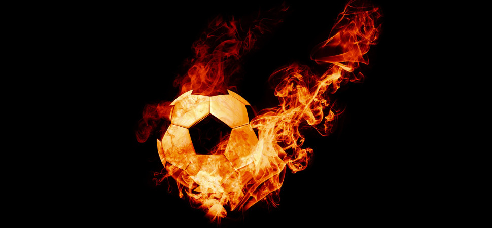 Casi el 20% de los comentarios en redes sociales durante los partidos de fútbol son violentos