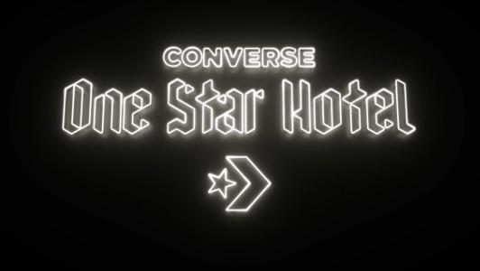 Converse One Star Hotel Febrero 2018 MKN
