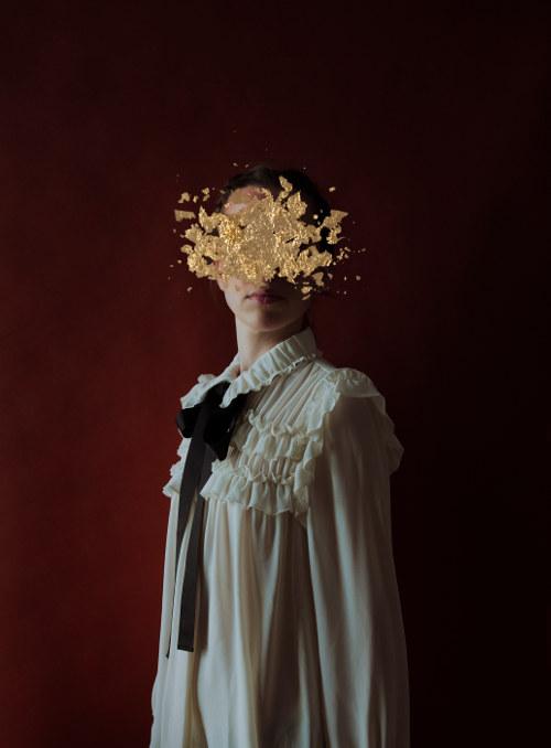 Lion de Andrea Torres. Galería Miquel Alzueta
