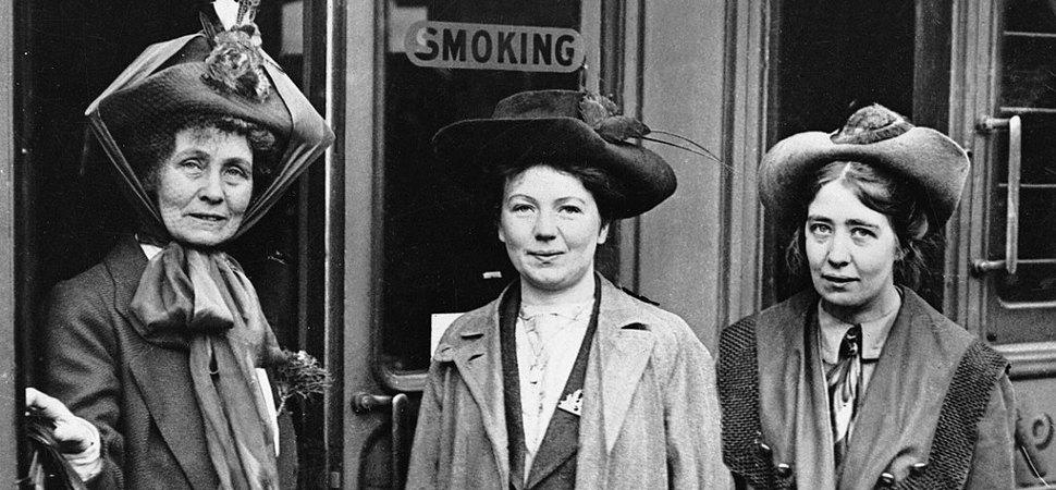 Descubre cómo vivieron las sufragistas inglesas