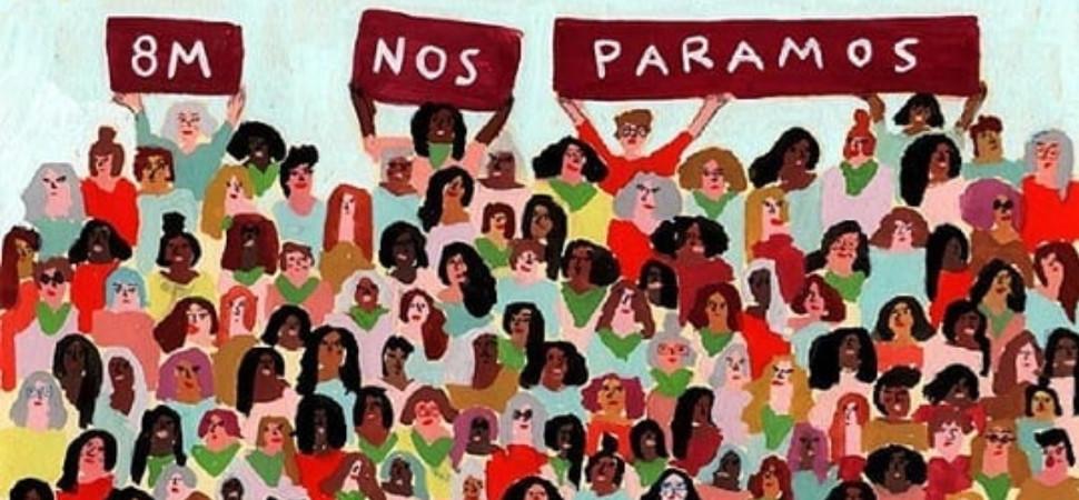 #artivismofeminista: ilustraciones que animan a manifestarse este 8M