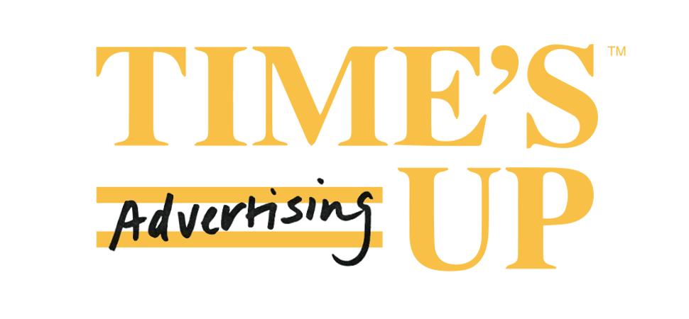 Las publicitarias también dicen 'Time's Up' al acoso