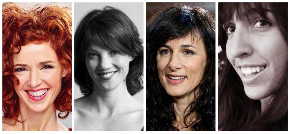 4 mujeres de cine, en el V #SomosMAS