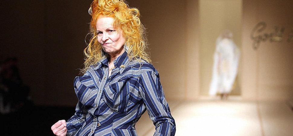 La madre de la moda 'punk'