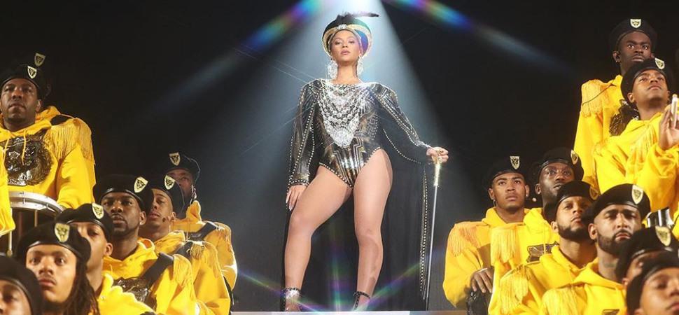 Beyoncé hace historia en Coachella