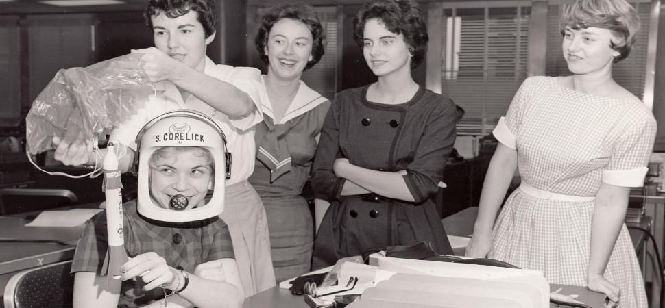 Las mujeres que deberían haber ido al espacio