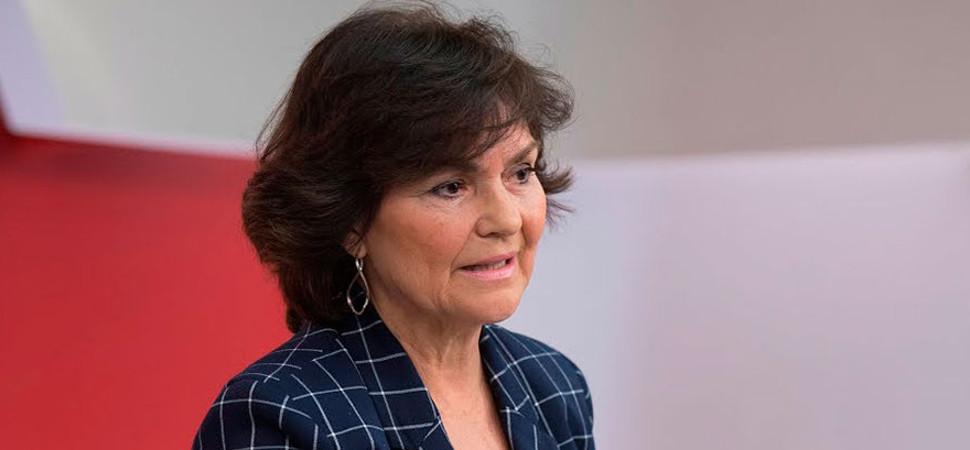 Carmen Calvo, la feminista declarada que recuperará el Ministerio de Igualdad