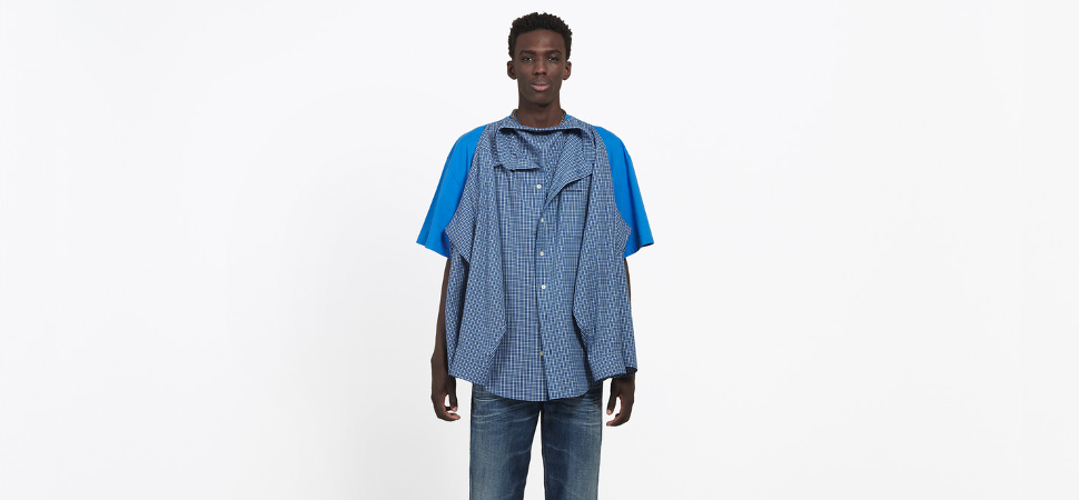 Tras la carísima camiseta feminista de Dior, llega la más carísima (y rarísima) camiseta de Balenciaga