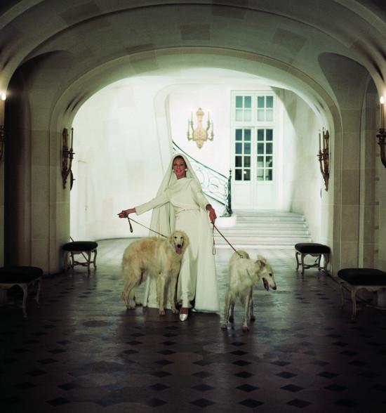 Baronesa Fiona Thyssen-Bornemisza. Foto: The Cecil Beaton Studio Archive at Sotheby's