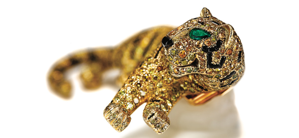La moda 'vintage' llega también a las joyas
