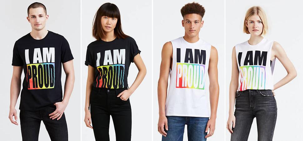 La moda se suma al orgullo gay