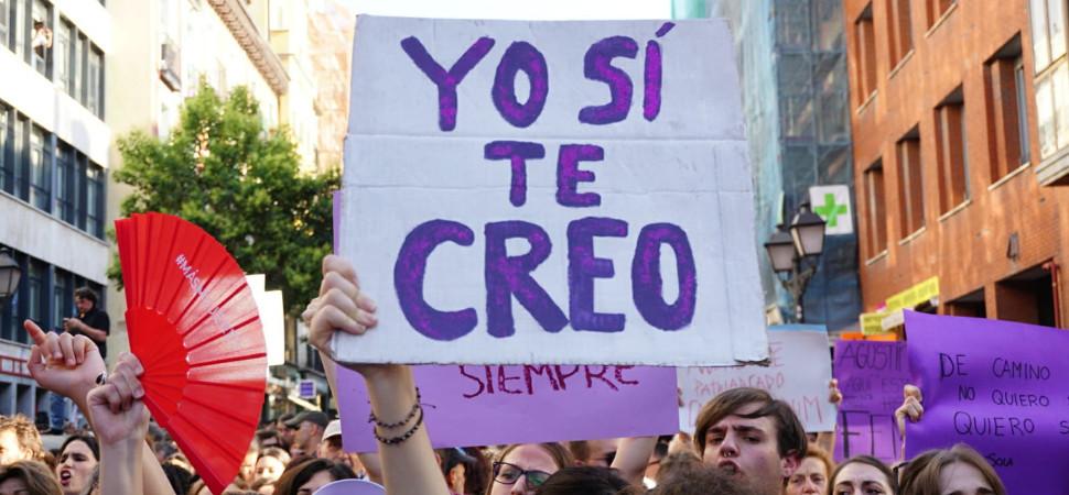 Una asociación de mujeres juristas denuncia al magistrado del voto popular de La Manada