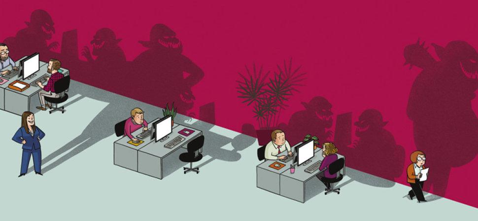 'Troll Corporation': el cómic que demuestra que la realidad a veces supera la ficción