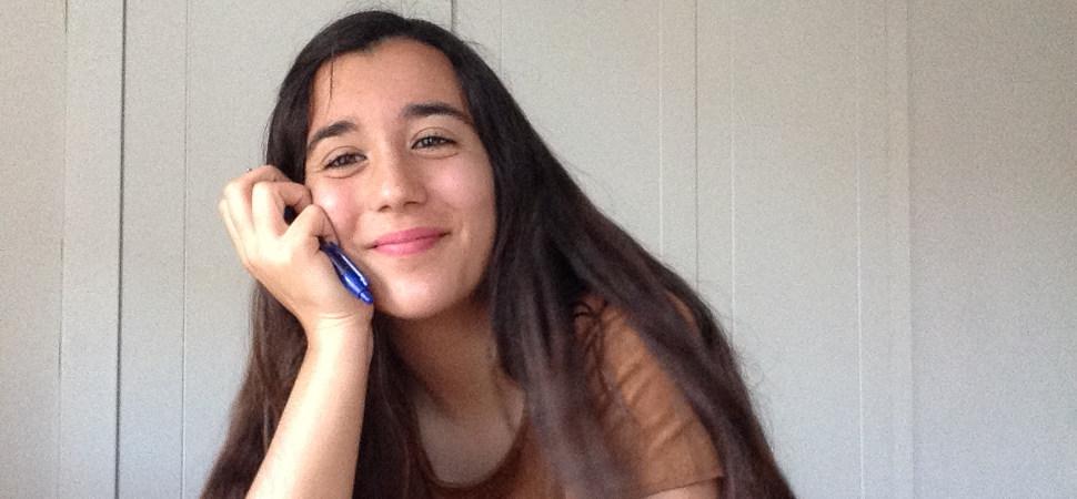 La adolescente que se ha propuesto añadir una casilla en la declaración para financiar la ciencia