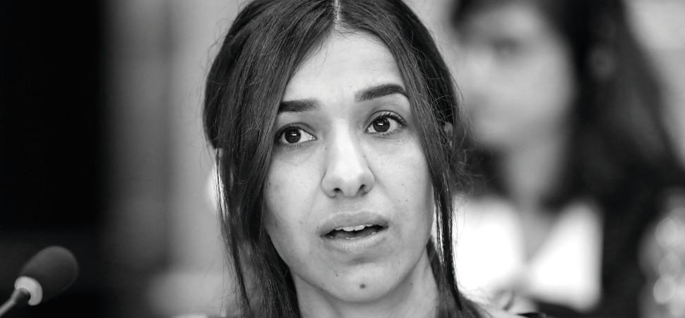 La lucha de Nadia Murad contra el Estado Islámico