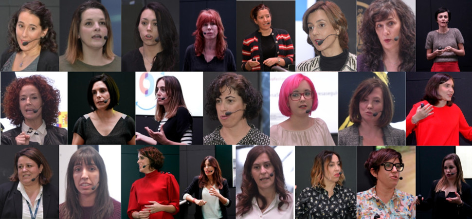 Charlas inspiradoras de Mujeres a Seguir