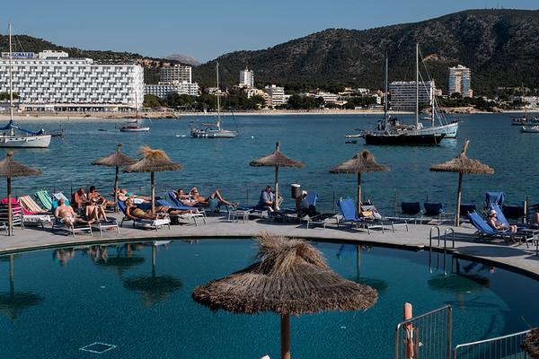 Magaluf, Mallorca.