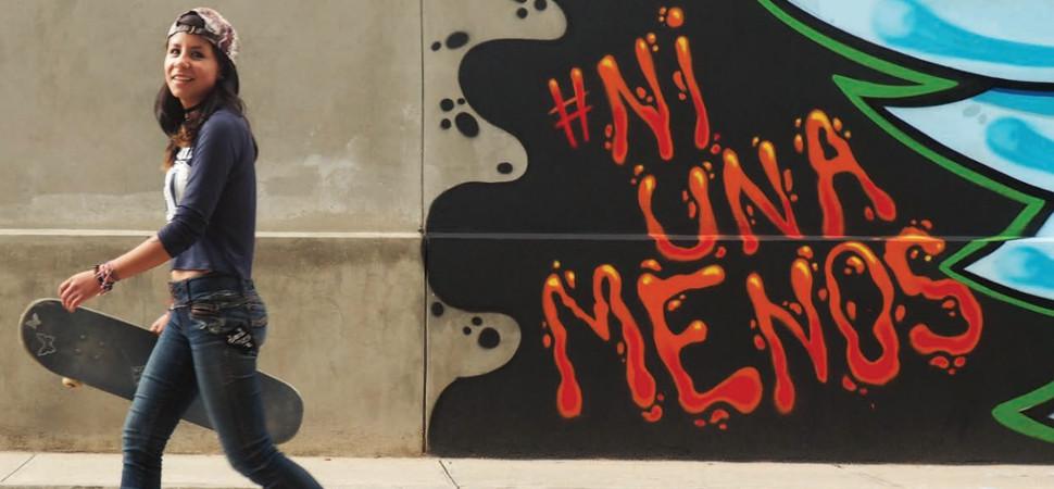 Seis de cada diez jóvenes latinoamericanos piensan que cuando una mujer dice 'no' quiere decir 'sí'