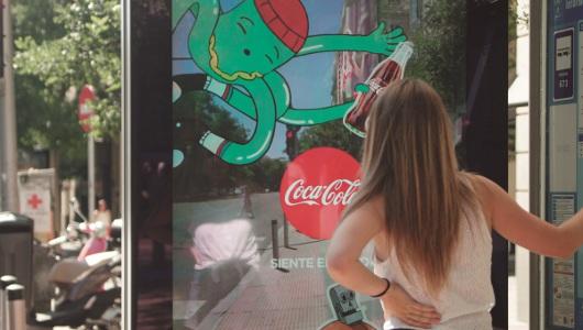 Coca-Cola es el anunciante con mayor inversión del sector