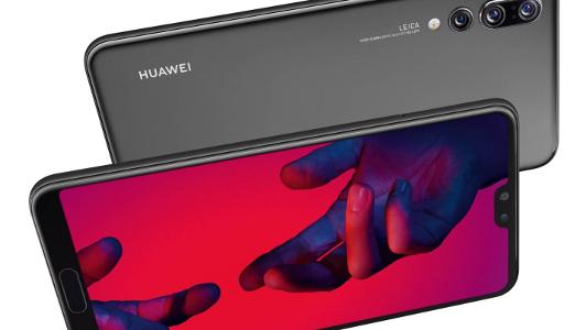 Un móvil de Huawei