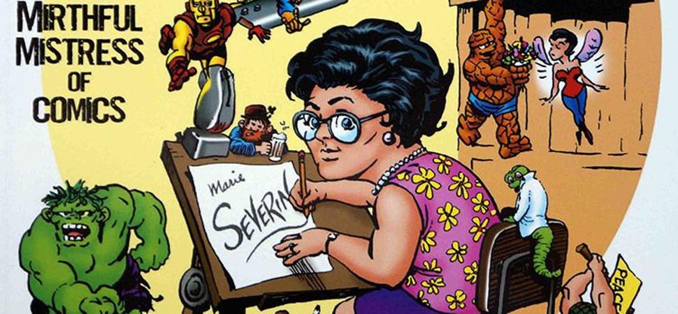 La verdadera superheroína de Marvel
