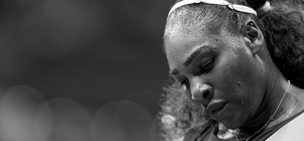 El derecho de Serena Williams a enfadarse