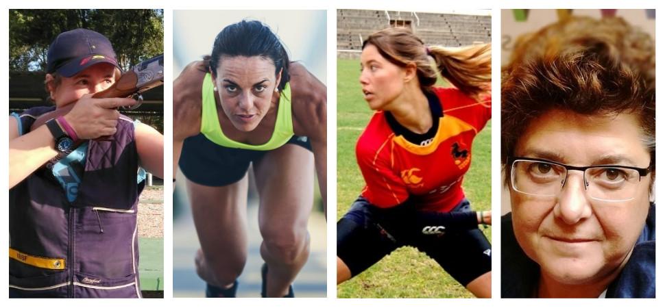 Charlas #SomosMAS: El reto de ser mujer y deportista profesional