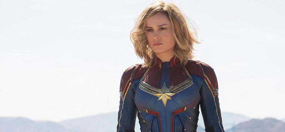 Tras 'Wonder Woman' llega la 'Capitana Marvel'
