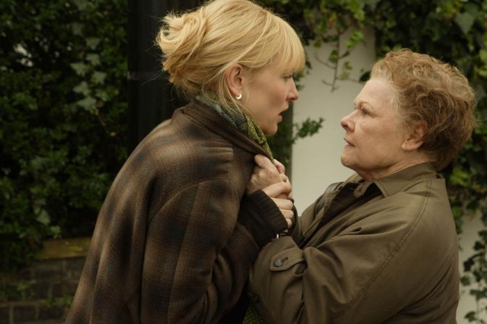 Con Cate Blanchett. Foto: Twentieth Century Fox.