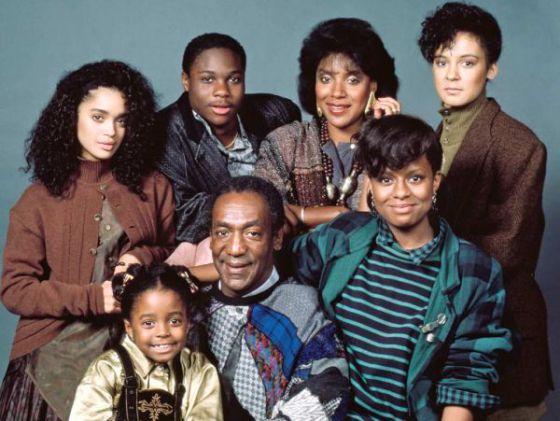 El elenco de 'La hora de Bill Cosby'